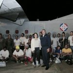 Retornan 23 pescadores dominicanos que estaban presos en Islas Bahamas