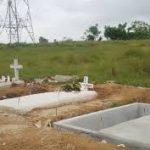 Cementerio improvisado de Los Alcarrizos alberga ya 562 cadáveres