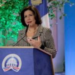 """La vicepresidenta defiende a Miriam Germán; dice que fue """"maltratada"""""""
