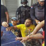 Arrestan en Mao a 5 sospechosos de participar en el ataque a David Ortiz