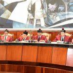 PROCESO:  Se prevé que Tribunal Constitucional defina casos sobre el voto de arrastre y Ley de Partidos