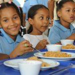 Educación invertirá 26 millones diario en alimentos distribuidos en escuelas