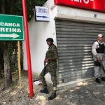 Al menos 18 detenidos durante paro en Licey, Navarrete, Salcedo y Moca