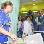 RECONSTRUCCIÓN:  En 30 días tendrán listas las áreas claves del hospital Arturo Grullón