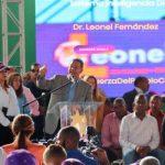 Leonel espera se cumpla acuerdo de alternancia para presidir Cámara de Diputados