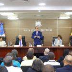 Pleno JCE guarda silencio ante la manifestación y argumentos de fraude de Leonel